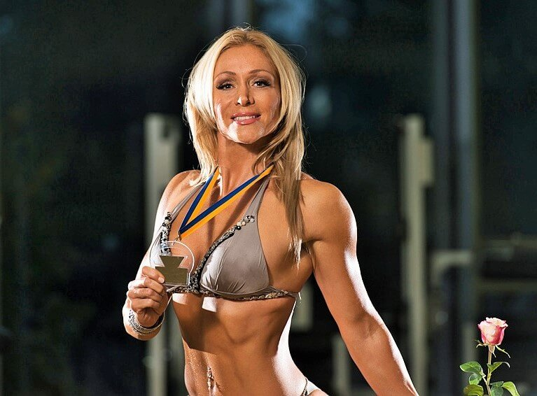 best female bodybuilding diet
