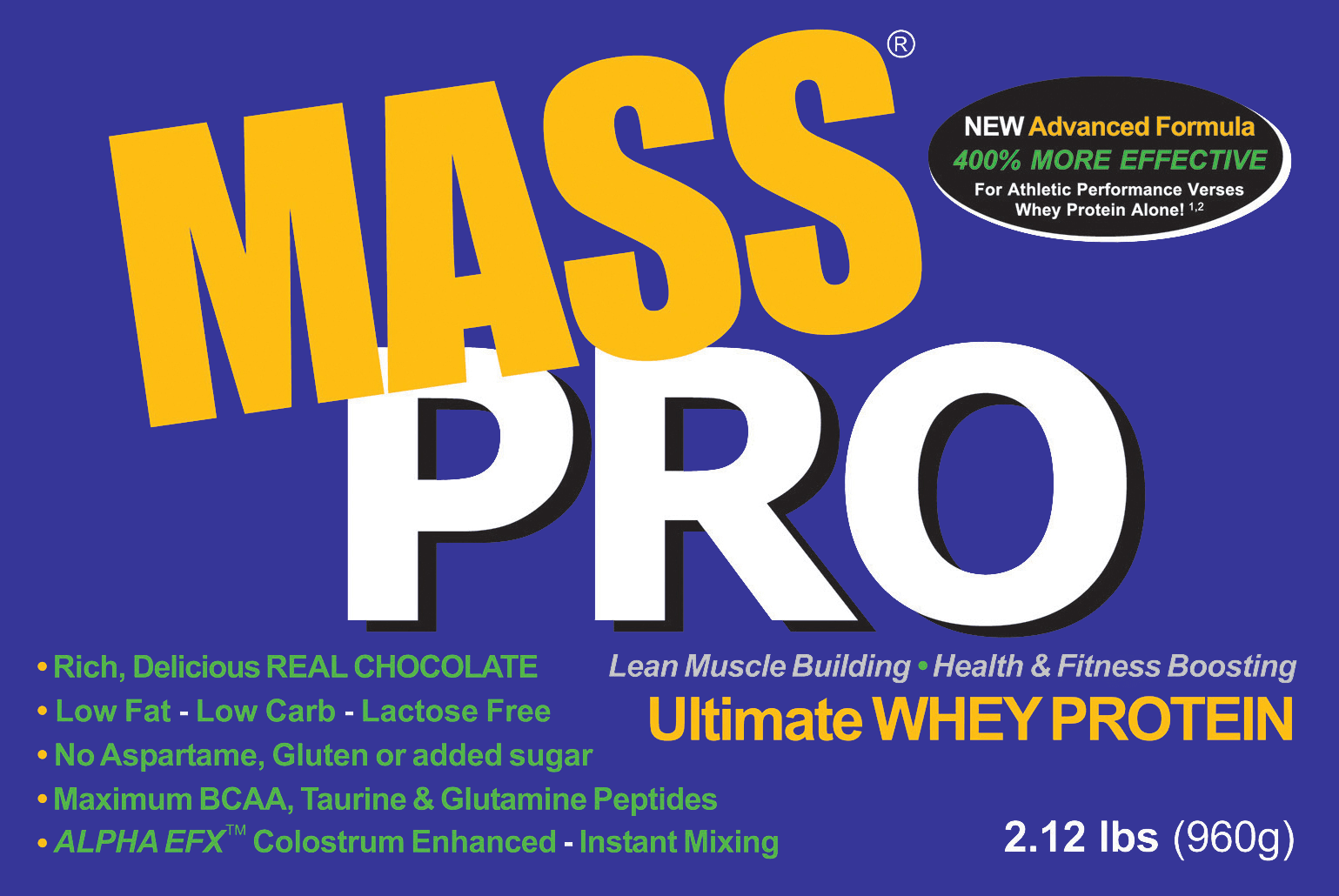 muscle mass protein